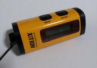 DGPS測位できるHolux M-241