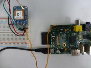Raspberry Pi上にGPSのPPS信号を使ったNTPサーバを構築する