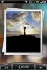 HTC Sense のフォトフレームウィジェット