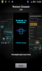 theme chooser のテーマ選択画面